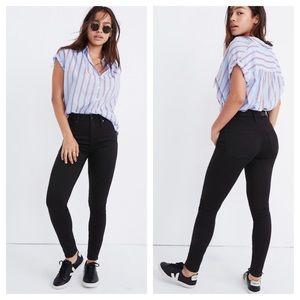 NWT MADEWELL Jeans Curvy High Rise Skinny Sz 24